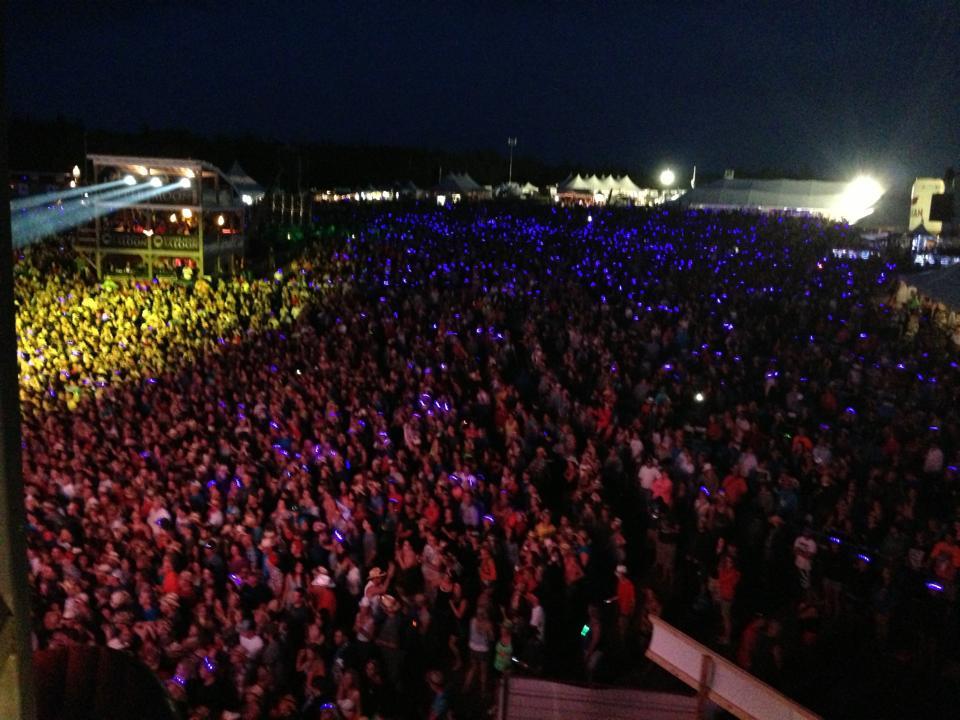 Summer Concert Season Winds Down