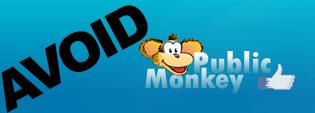 A company to avoid, www.publicmonkey.net